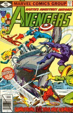 e591ff8542c0e6 Avengers   190 by John Byrne   Dan Green. Spiderman MarvelAvengers ComicsMs MarvelMarvel  Comic BooksDc ...