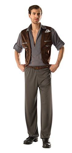 Introducing Rubies Costume Co Mens Jurassic World Owen Costume Multi XLarge. Get Your Ladies Products Here and follow us for more updates!