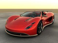 Ronn Motors Scorpion Eco Hydrogen Supercar