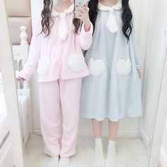 Cute Pajama Sets, Cute Pajamas, Kawaii Fashion, Cute Fashion, Fashion Outfits, Pretty Outfits, Cute Outfits, Space Outfit, Night Suit