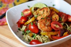 Imagem de food, healthy, and shrimp