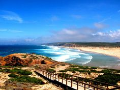 Carrapateira é uma aldeia situada na costa ocidental do Algarve, Portugal.