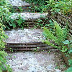 1000 images about am nagement exterieur on pinterest retaining walls bricolage and railway On jardin 2 niveaux