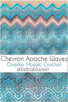 Baby Afghan Crochet Patterns, Crochet Quilt, Crochet Flower Patterns, Mosaic Patterns, Crochet Home, Crochet Stitches, Knitting Patterns, Crochet Afghans, Crochet Crowd