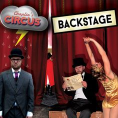 "Chaplin's Circus presents ""Backstage"" @ Dreamland - 25 July to 6 Sept 2015 at Dreamland, 49 Marine Terrace, Margate CT9 1XJ, United Kingdom on July 25, 2015 - September 06, 2015 at 7:30 pm - 9:30 pm. Chaplin's Circus is proud to present 'Backstage', a 1920s themed circus show with a difference! Category: Arts. URLs: Booking: http://atnd.it/29775-0 Facebook: http://atnd.it/29775-1 Twitter: http://atnd.it/29775-2 Prices: GBP 7.00 - GBP 14.00"
