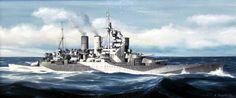 1941 HMS Renown