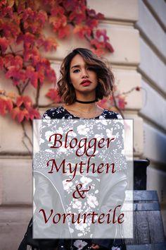 Blogger Mythen und Vorurteile  Blogger bekommen alles umsonst Blogger sind unehrlich  Bloggen ist kein Beruf   Alle Vorurteile und Mythen über die Blogger und die Blogospähre   #blogger #bloggervorurteile #lifestyleblog #bloggertipps