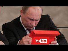 YouTube России служит Путину / Russian YouTube serves Putin