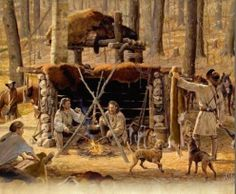 Fur Trappers Camp