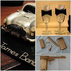 James Bond Party Inspiration Board | 1924 London