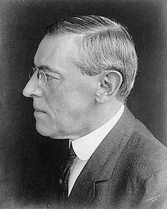 "Woodrow Wilson once said: ""Every line of strength in American history is a line colored with Scottish blood."""