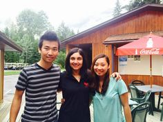 Monica, Homestay Coordinator in Golden with some of her students British Columbia, Students, Couple Photos, Couples, Beautiful, Couple Shots, Couple Pics, Couple Photography, Romantic Couples