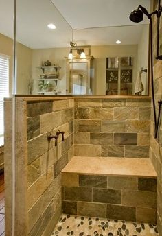 Bathroom Ideas For Remodeling 25 best ideas about small bathroom remodeling on pinterest small bathroom designs small bathroom showers and small master bathroom ideas Like This Idea Of Only The Top Part Of Shower Being Glass Gives A More Bathroom Remodelingbathroom Ideasbathroom