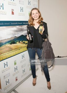 Actress Beverley Mitchell attends Kari Feinstein's Style Lounge presented by LIFX on February 25, 2016 in Los Angeles, California.