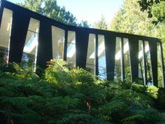 Centro de Eventos Hotel El Parque / Montero Arquitectos (Lago Villarrica, IX Región de la Araucanía, Chile) #architecture