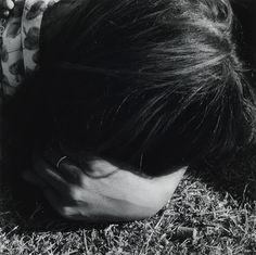 Woman sleeping by David Goldblatt, 1975