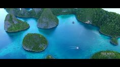 TRUE NORTH TV: Raja Ampat Explorer (West Papua) - Episode 2