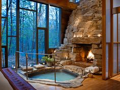 in my dreams!...Twin Farms - All Inclusive Vermont Resort and Spa | Accommodations | Cottages | Aviary