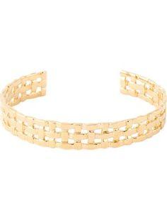 18kt gold plated 'Marella' bracelet