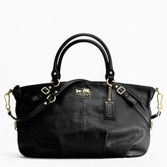 Coach Madison Large Leather Sophia - one of my favourites...