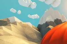 OUT OF REACH on Behance