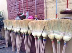 Brooms #technique
