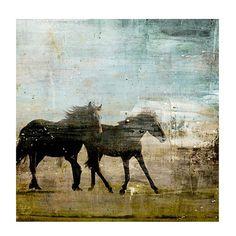 Free Spirit Horse Print: now available at ballarddesigns.com