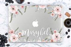 Custom Name Macbook Pro 13 inch Case Macbook Hard Case Clear