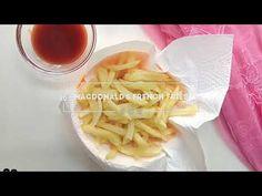 MacDonald's french fries recipe (RAMADAN RECIPES)by coconut chutney - YouTube French Fries Recipe, Coconut Chutney, Ramadan Recipes, South Indian Food, Indian Food Recipes, Desserts, Easy, Youtube, Kitchens