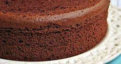 pão de ló de chocolate 5