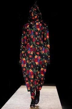 Comme Des Garcons AW 2012 Paris Fashion Week