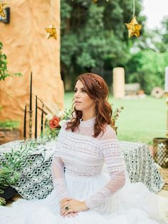 Aztec Inspired Boho Wedding Ideas with Ambiance Galore