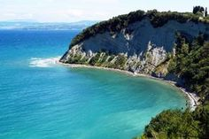 Mesecez zaliv, Bucht in Slowenien
