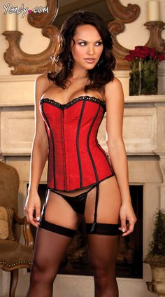 Discover lingerie like this Reversible Corset Set now available at Yandy. #Yandy