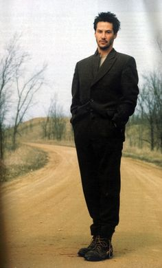 Keanu Reeves. Not ashamed!