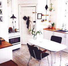 Idea cocina y sala