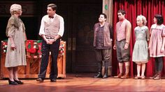 """Coney Island Christmas"" @ Geffen Playhouse - Gil Cates Theater (Los Angeles, CA)"