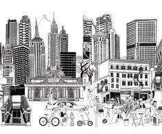 ilustração de Hennie Haworth