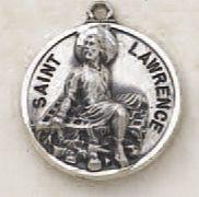 Saint Lawrence (Patron of Comedians)