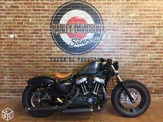 Harley-Davidson Sportster 48 forty eight
