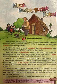 Kssr Pemahaman Bahasa Malaysia Bahasa Melayu Bacaan Dan Cerita Pendek 2 Kisah Budak Budak Nakal Dongeng Sebelum Tidur Cerita Pendek Cerita
