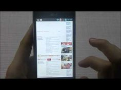 ▶ LG L7 II (P710) - Test - YouTube
