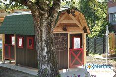 Casetta in legno per bambini stalla dotata di attrezzi e cariola. Adatta ai bambini dai 3 ai 6 anni della scuola dell'infanzia. 3, House Styles, Home Decor, Decoration Home, Room Decor, Interior Decorating