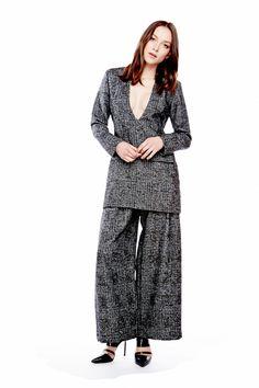 |MORGAN DRESS & JADE PANT BACKSTAGELABEL