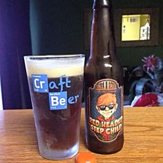 Tall Tales Brewing Company - Red Headed Step Child - Irish Red Ale