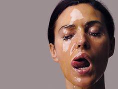 Monica Bellucci, taken by Fabrizio Ferri for Esquire
