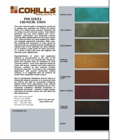 english leather sustain for pots- cohills pro series Epoxy Floor, Shop Ideas, Color Show, Pools, Overlays, Sustainability, Landscaping, How To Apply, English