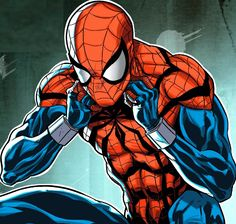 I'm not always a fan of fancy Spider-Man costume redesigns, but because this is Ben Reilly rather than Peter Parker, and because this brings me back to the costume of Spider-Man Unlimited, I'll take it.