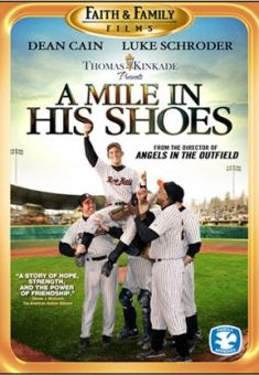 A Mile in His Shoes ~  baseball movie the boys and i really enjoyed.  teaches empathy for people with special needs, this is a movie about a boy with aspergers.