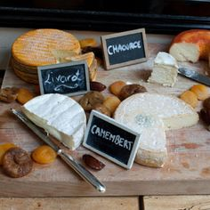 Cheese platter / Fromage